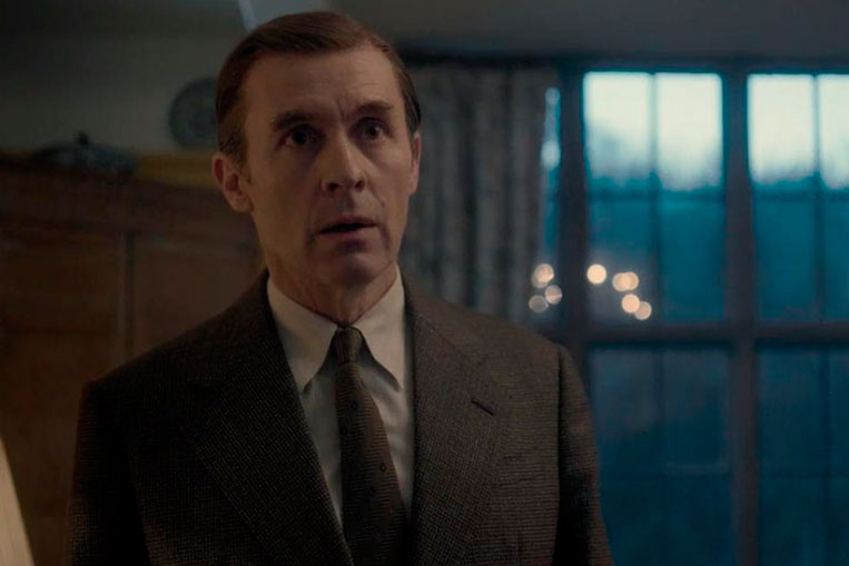 Stephen Dillane em The Crown (2016)