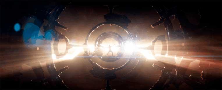 Thor em Nidavellir Vingadores: Guerra Infinita (2018)