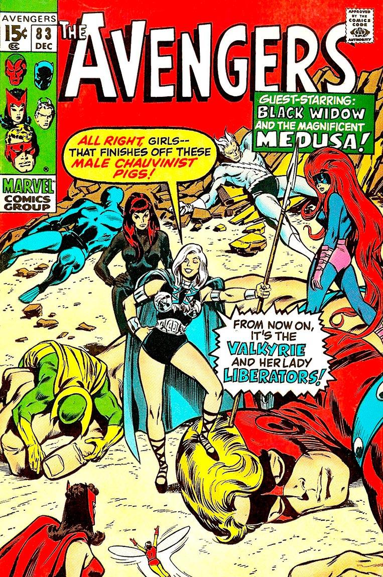 Vingadores #83