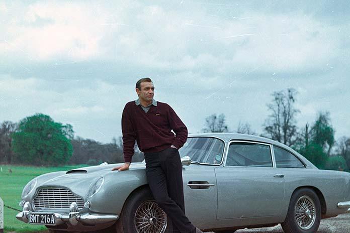 007 – Contra Goldfinger (1964)
