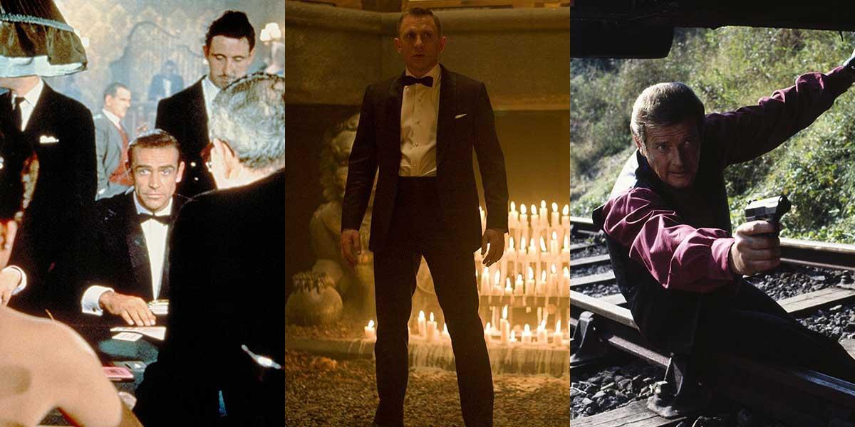007 Filmes Conheca Os 24 Filmes De James Bond Universo Estendido