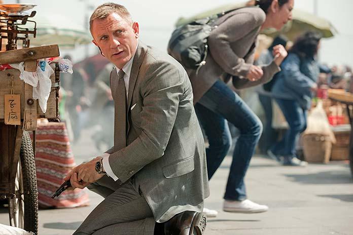 007 – Operação Skyfall (2012)