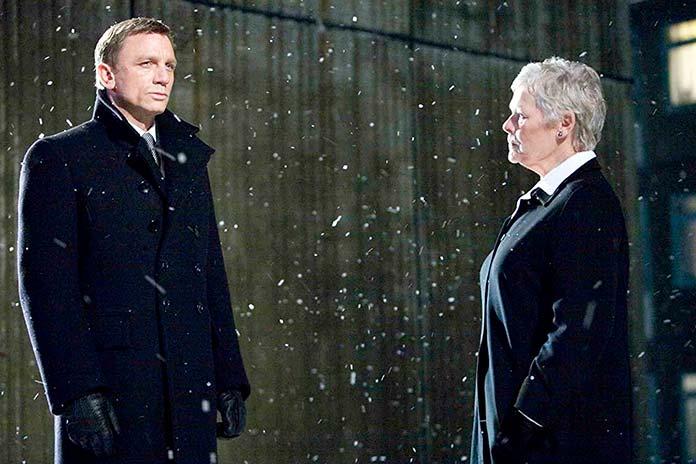 007 – Quantum of Solace (2008)