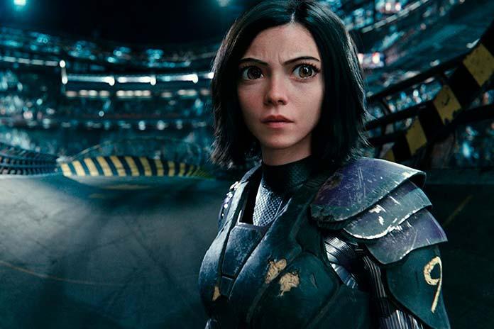 Alita: Anjo de Combate (2019)