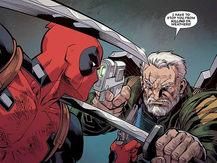 Deadpool e Cable