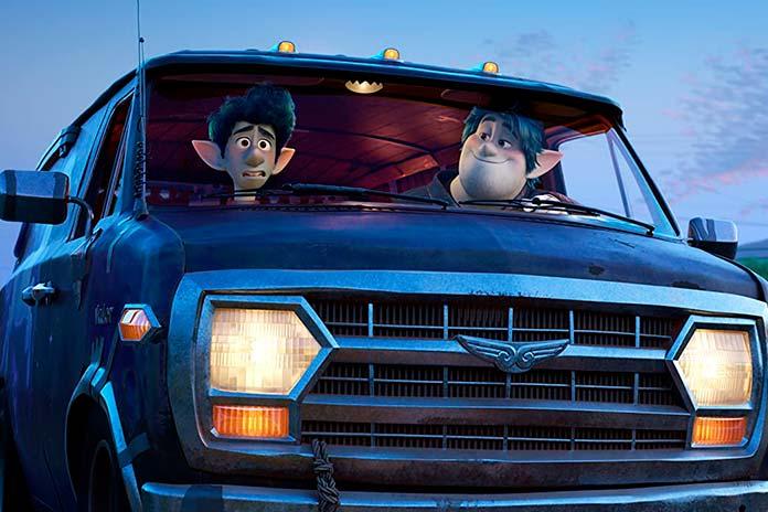 Dois Irmãos: Uma Jornada Fantástica (2020)