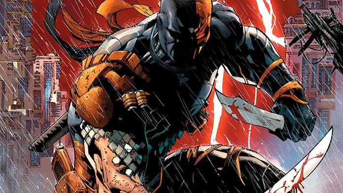 Exterminador (Deathstroke) DC Comics