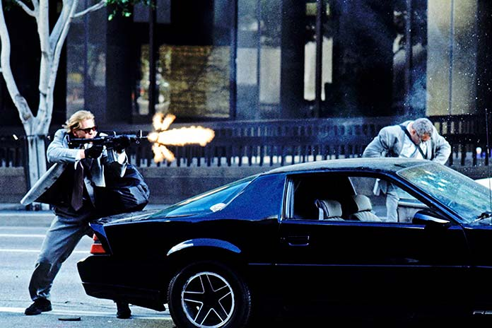 Fogo Contra Fogo (1995)