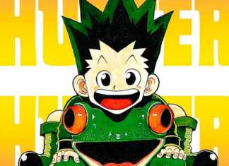 Gon Freecss Hunter X Hunter