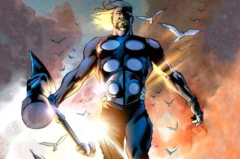 Jarnbjorn, a primeira arma do Thor