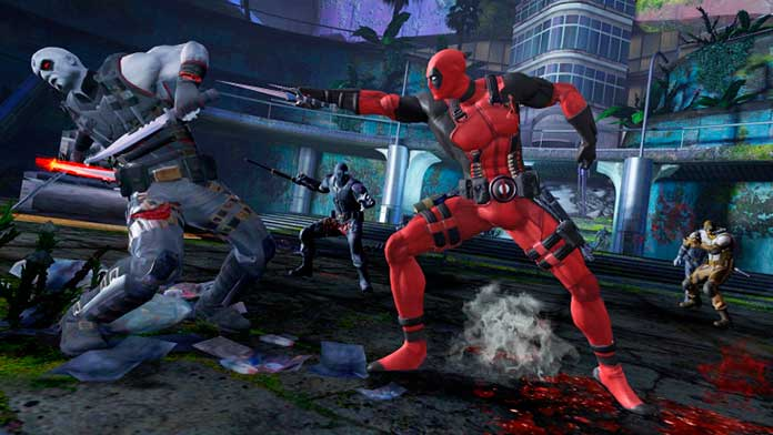 Jogo do Deadpool