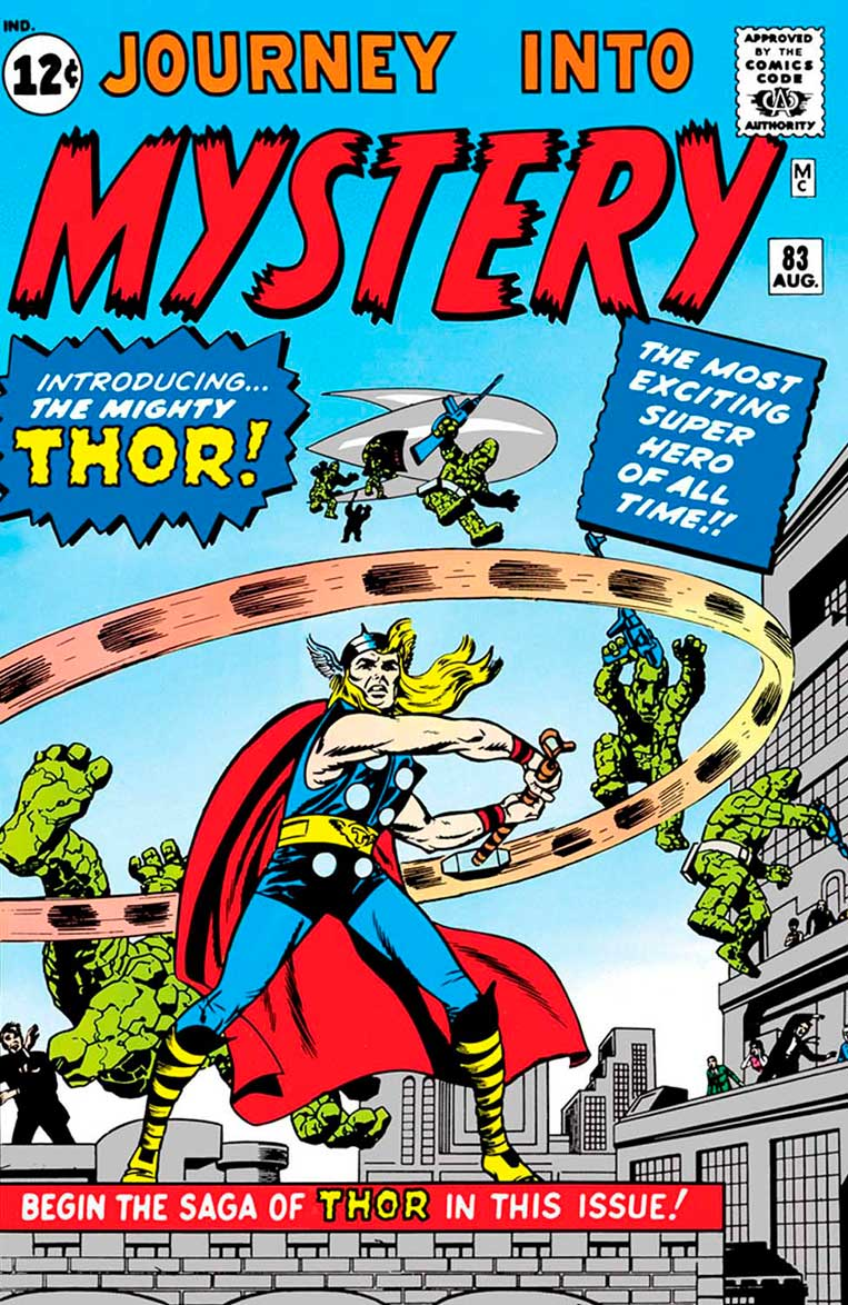 Journey into Mystery Vol. 1 #83