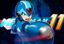 Mega Man 11 Capcom