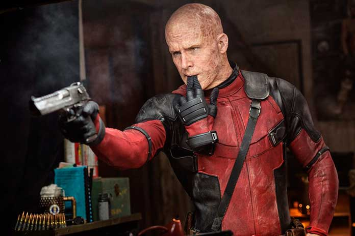 Ryan Reynolds em Deadpool (2016)