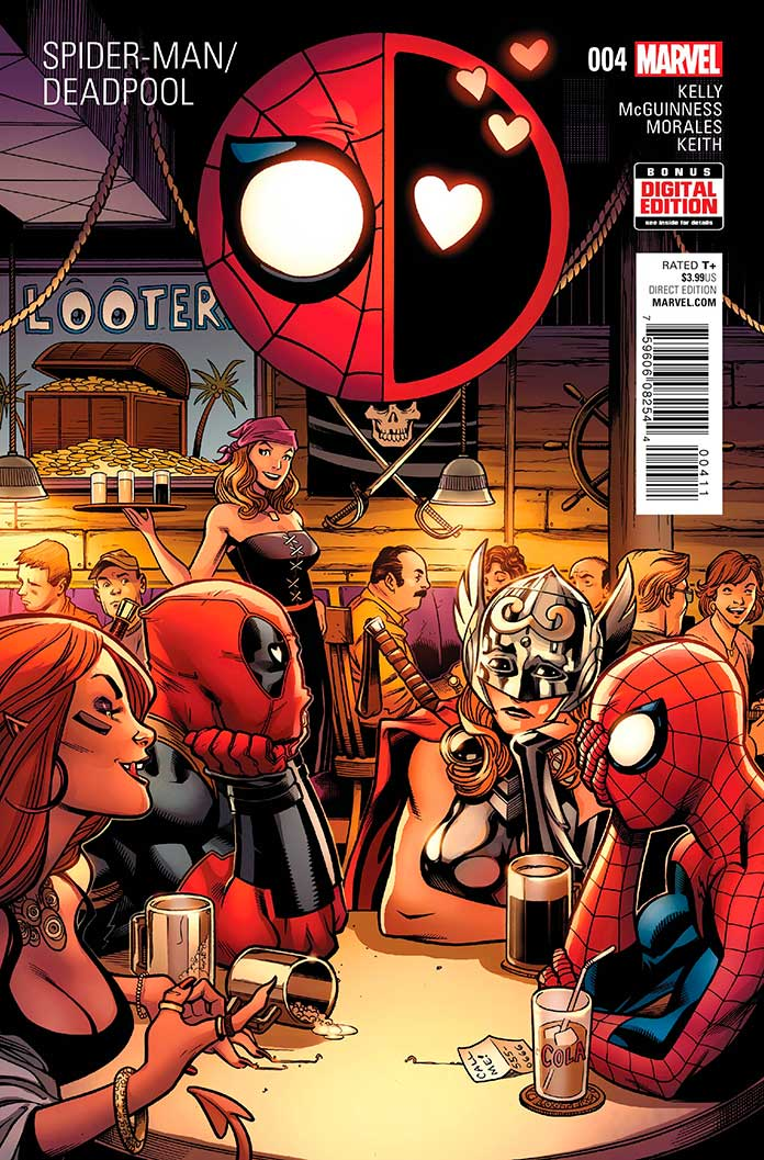 Spider-Man Deadpool Vol. 1 4