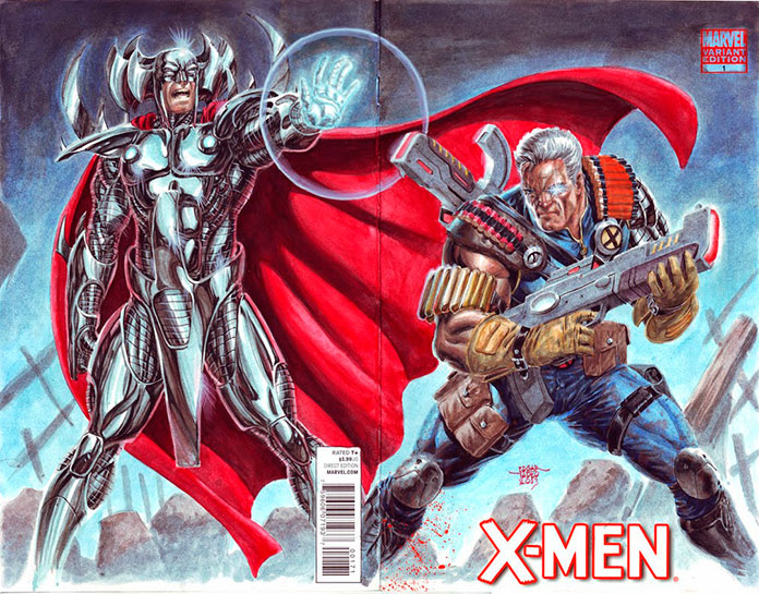 Stryfe, o clone do Cable