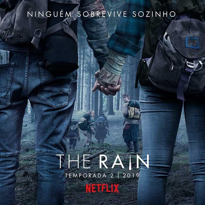 The Rain segunda temporada Netflix