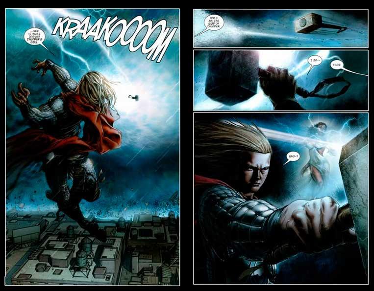 Os poderes de Thor