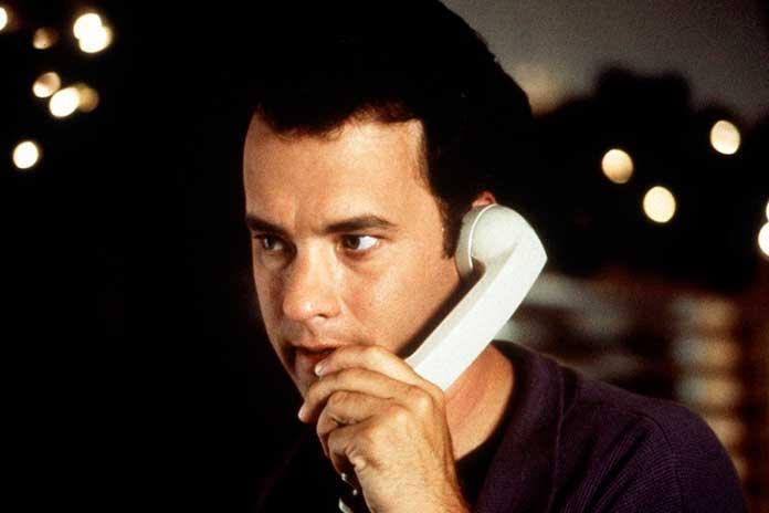 Tom Hanks em Sintonia de Amor (1993)