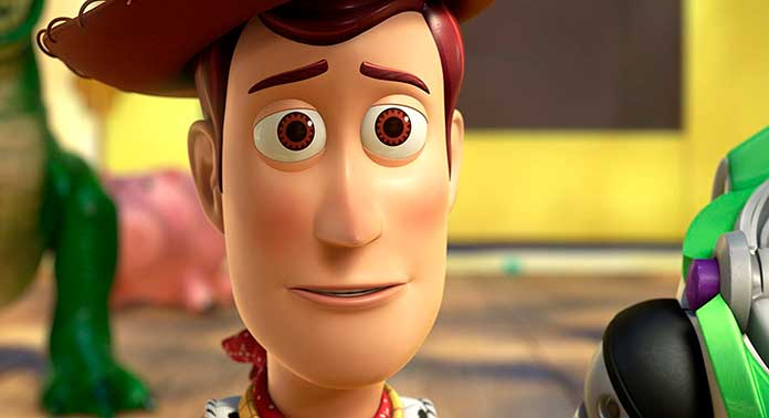 Woody Toy Story 3 (2010)