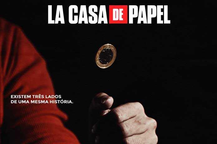 3ª parte de La Casa de Papel chega em setembro de 2018 à Netflix