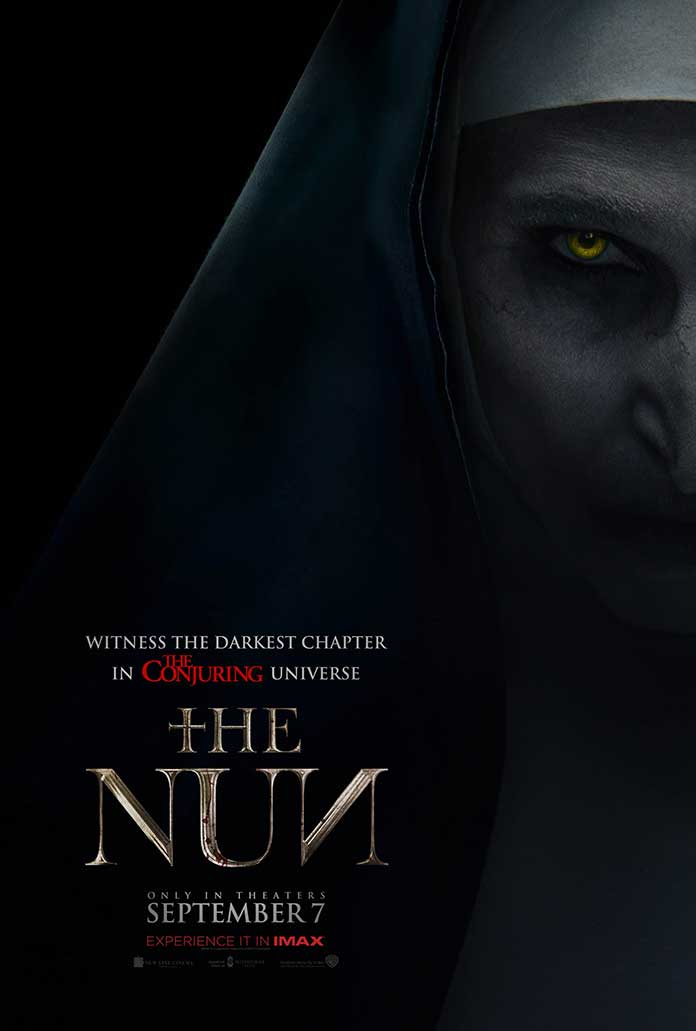 Poster A Freira - The Nun (2018)