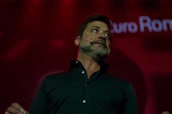 Arturo Román (coach) 3ª parte de La Casa de Papel