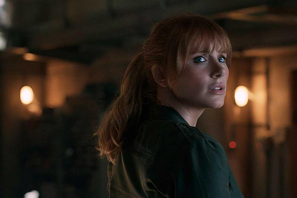 Bryce Dallas Howard (Claire Dearing) em Jurassic World: Reino Ameaçado (2018)