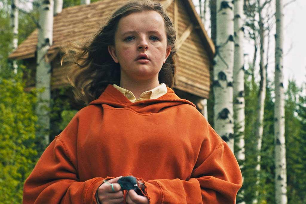 Milly Shapiro (Charlie) em Hereditário (2018)