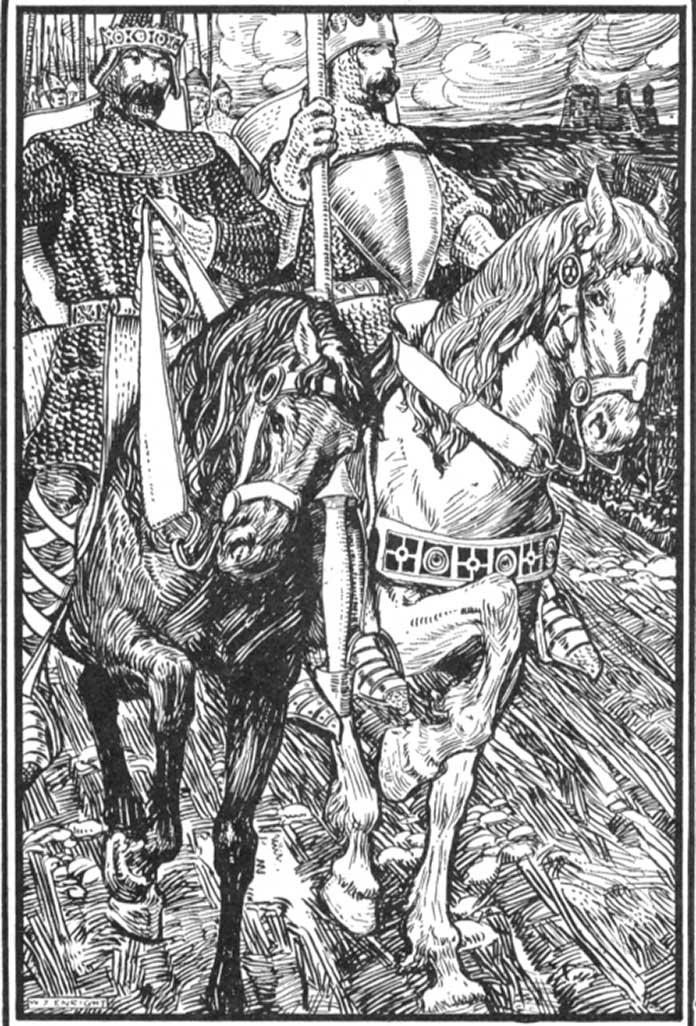 Rei Bors e Rei Ban