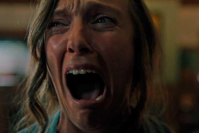 Annie (Toni Collette) em Hereditário (2018)