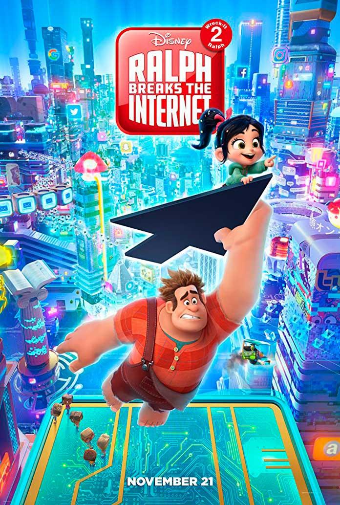 Poster 2 de Wifi Ralph