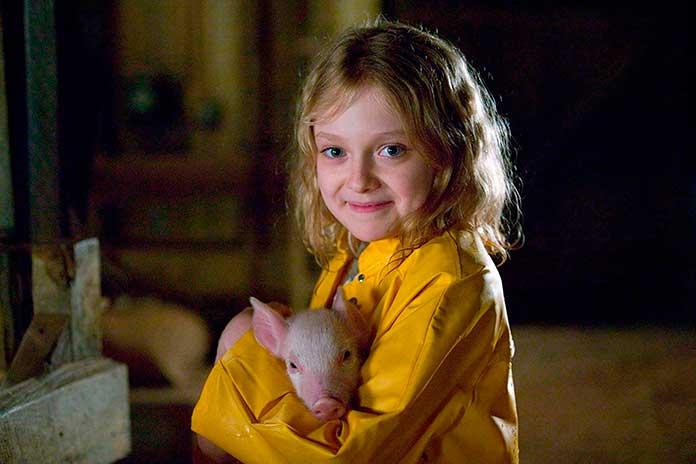 A Menina e o Porquinho (2006)
