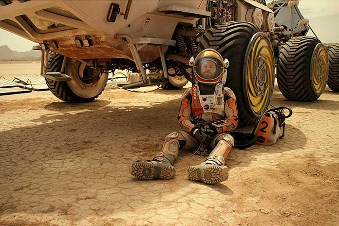 Filmes bons de viagens espaciais