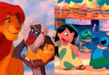 Filmes da Disney