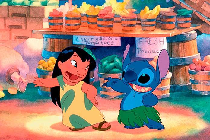 Lilo e Stitch (2002)