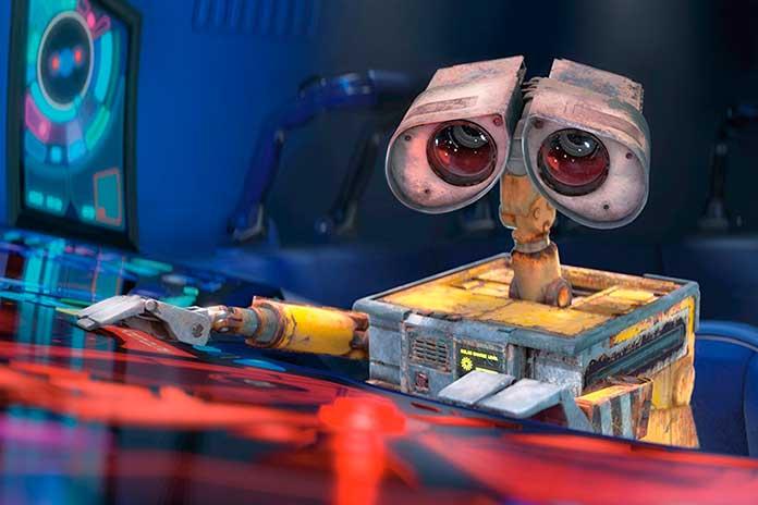 WALL · E (2008)
