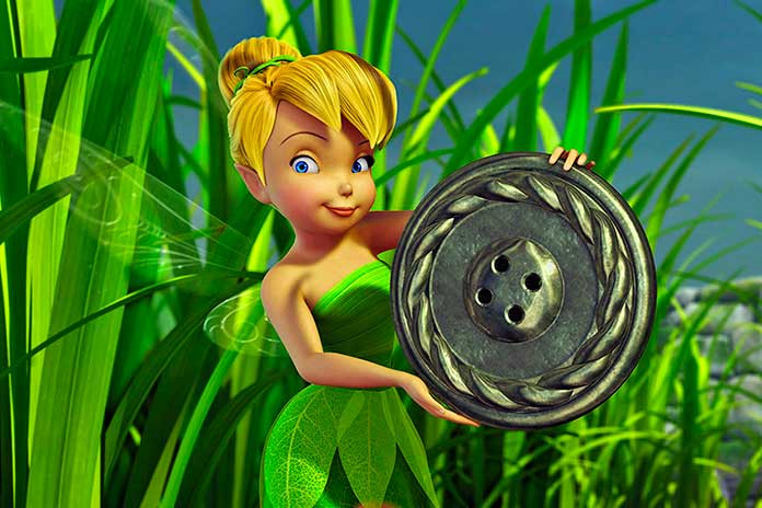 Tinker Bell e o Resgate da Fada (2010)