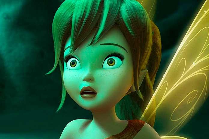 Tinker Bell e o Monstro da Terra do Nunca (2014)