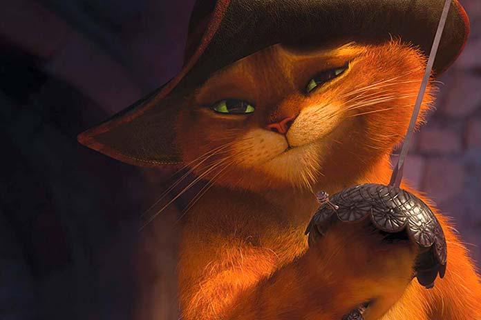 Gato de Botas (2011)