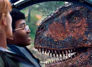 Jurassic World: Reino Ameaçado já arrecadou mais de $934 milhões