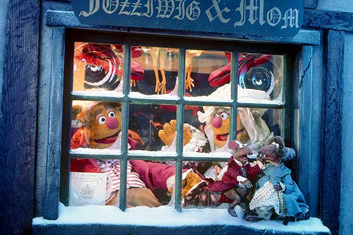 O Conto de Natal dos Muppets (1992)