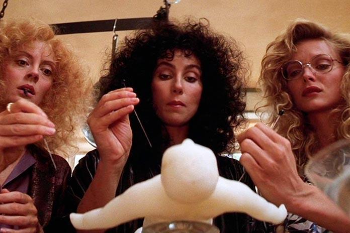 As Bruxas de Eastwick (1987)
