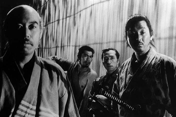 Os Sete Samurais (1954)