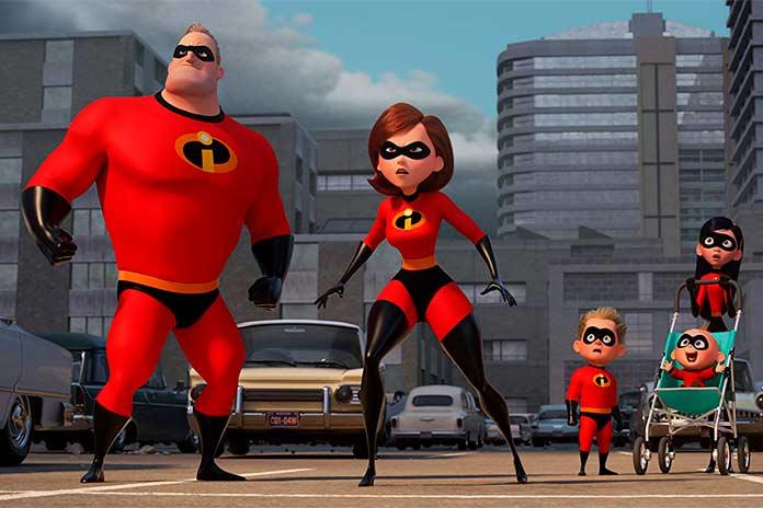Filmes animados de super-heróis