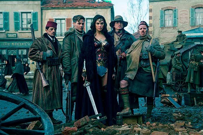 Filmes de super-heróis da DC