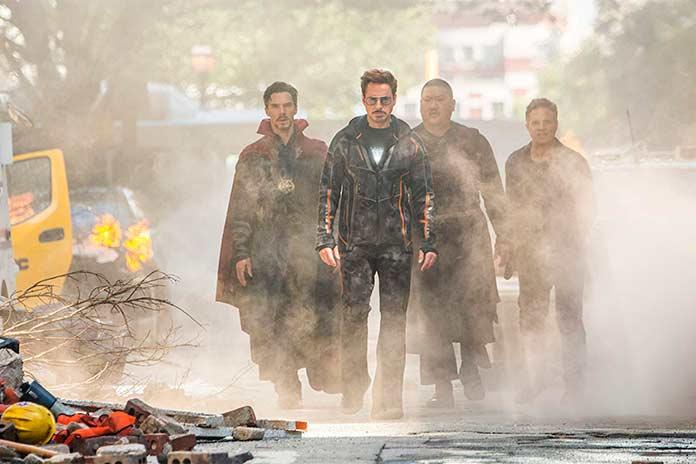 Filmes de super-heróis da Marvel