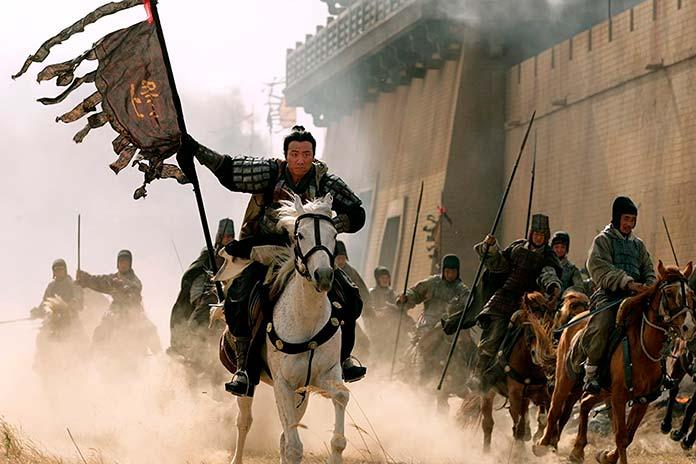 A batalha dos três reinos – parte 1 (2008)