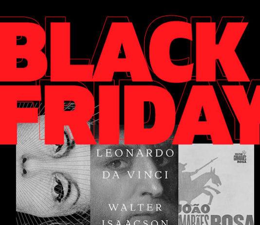 Black Friday livros 2019