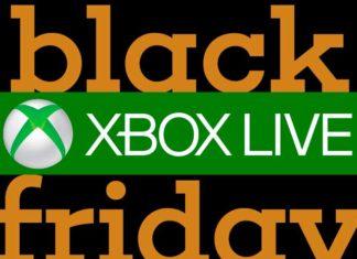 Black Friday Xbox Live 2018